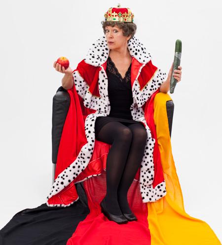 Königin von Egoland